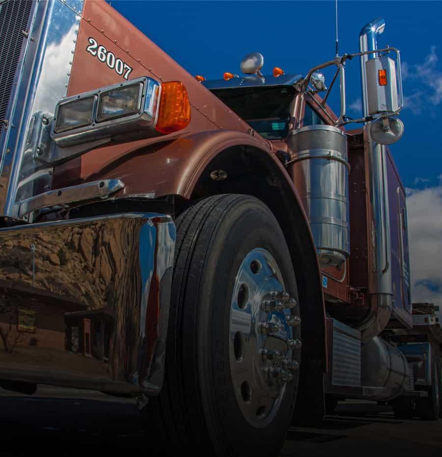 Heat Exchange Services for Trucks