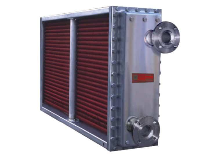 Copper and Aluminum HVAC Coils